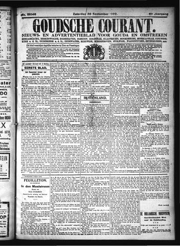 Goudsche Courant 1922-09-30