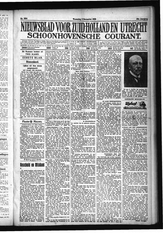Schoonhovensche Courant 1928-12-05