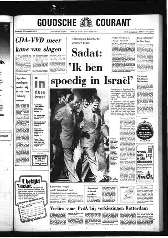 Goudsche Courant 1977-11-17