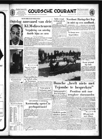 Goudsche Courant 1963-01-07