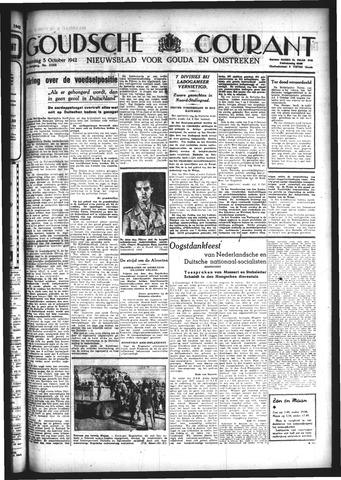 Goudsche Courant 1942-10-05