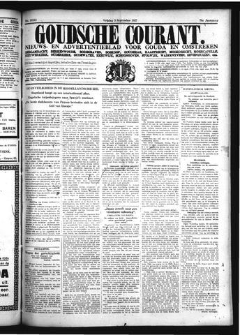 Goudsche Courant 1937-09-03