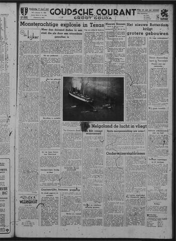 Goudsche Courant 1947-04-17