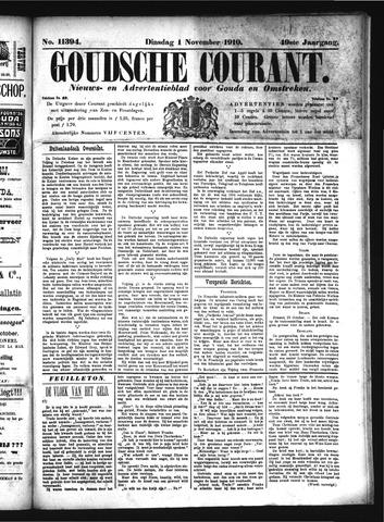 Goudsche Courant 1910-11-01
