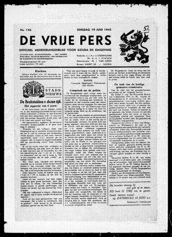 De Vrije Pers 1945-06-19
