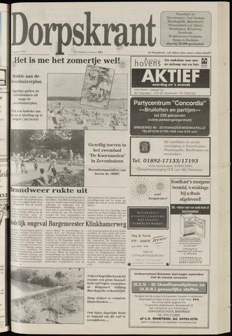 Dorpskrant 1991-08-07
