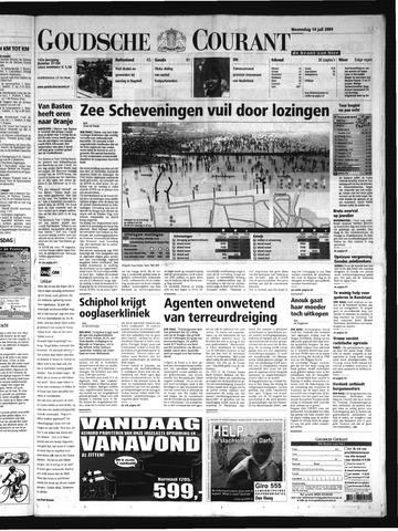 Goudsche Courant 2004-07-14