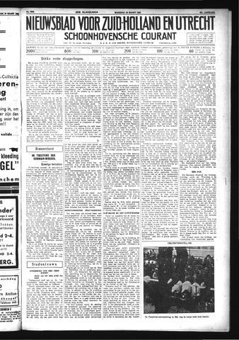 Schoonhovensche Courant 1934-03-19