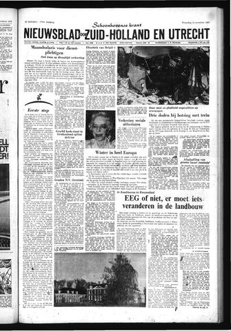 Schoonhovensche Courant 1965-11-24