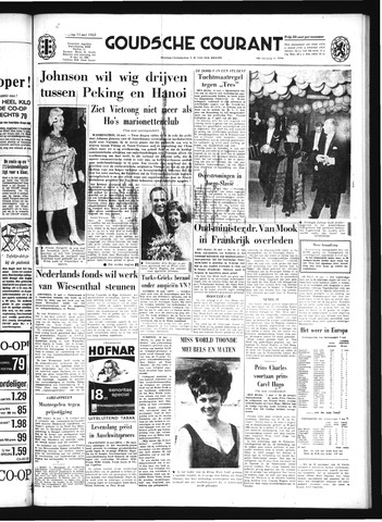Goudsche Courant 1965-05-14