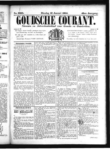 Goudsche Courant 1904-01-12