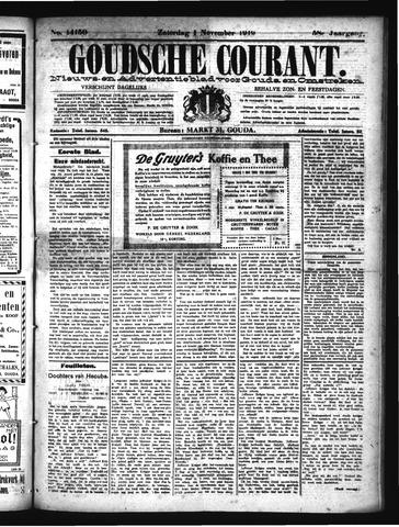 Goudsche Courant 1919-11-01