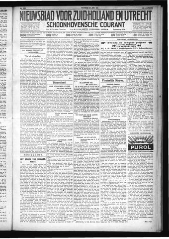 Schoonhovensche Courant 1931-06-29