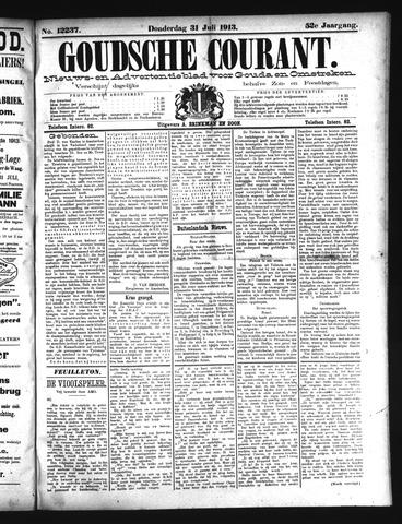 Goudsche Courant 1913-07-31