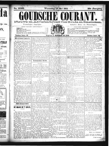 Goudsche Courant 1911-05-17