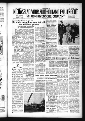 Schoonhovensche Courant 1953-05-20