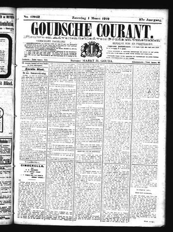 Goudsche Courant 1919-03-01