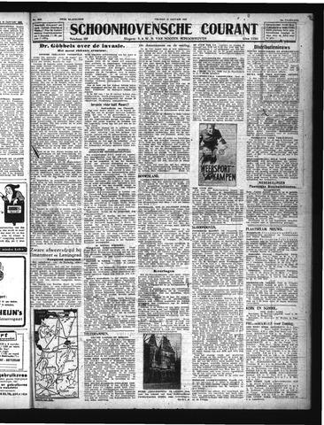 Schoonhovensche Courant 1944-01-21