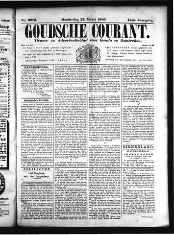 Goudsche Courant 1906-03-22