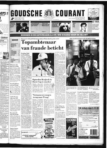 Goudsche Courant 1992-01-24