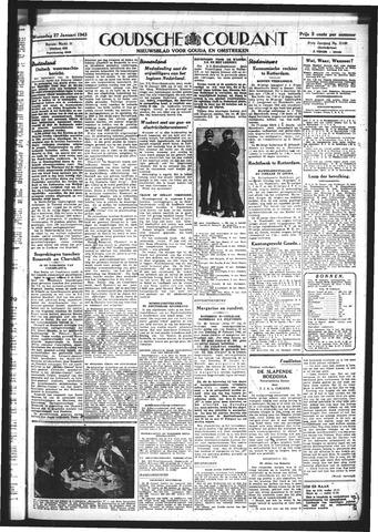 Goudsche Courant 1943-01-27
