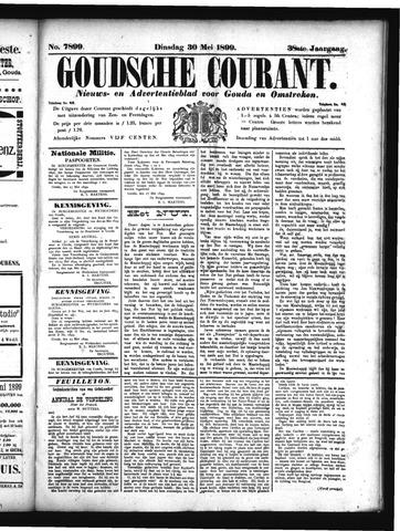 Goudsche Courant 1899-05-30