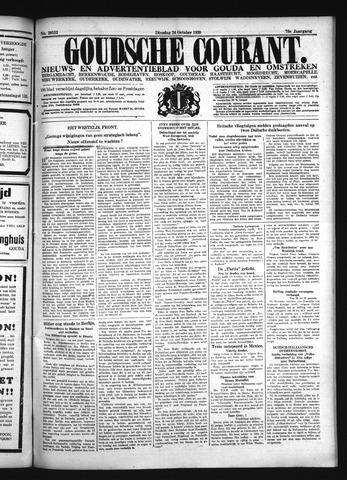 Goudsche Courant 1939-10-24
