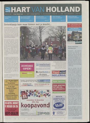 Hart van Holland - Editie Zuidplas 2012-11-28