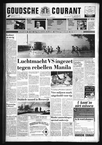 Goudsche Courant 1989-12-01