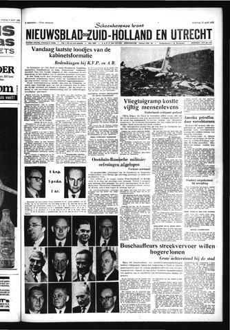 Schoonhovensche Courant 1965-04-12