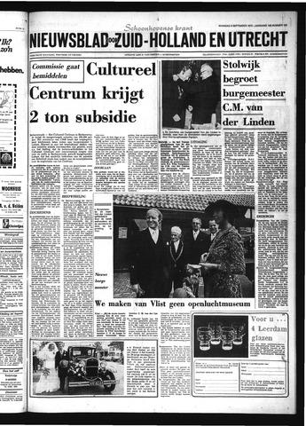 Schoonhovensche Courant 1975-09-08