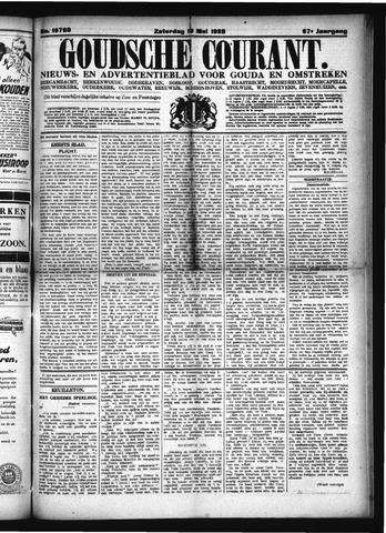 Goudsche Courant 1928-05-19