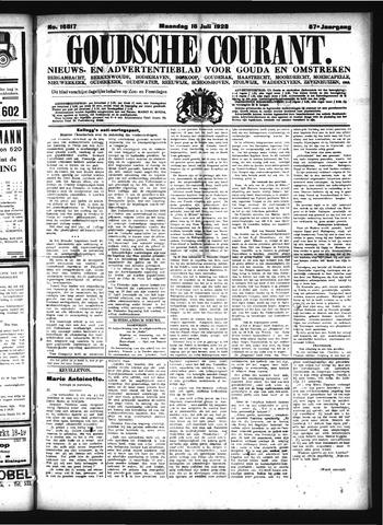 Goudsche Courant 1928-07-16