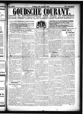 Goudsche Courant 1931-01-23