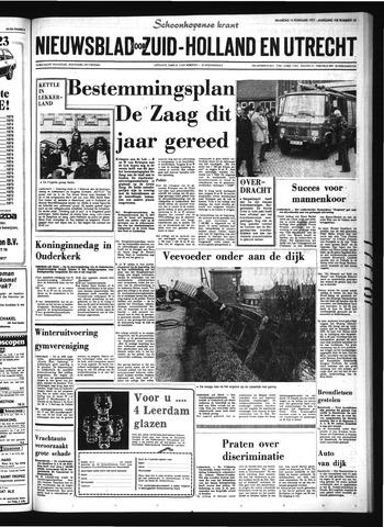 Schoonhovensche Courant 1977-02-14