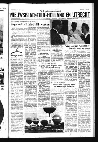 Schoonhovensche Courant 1967-05-03