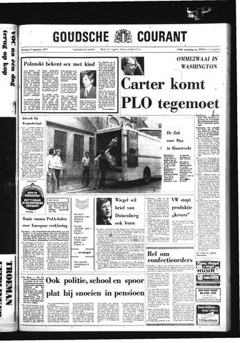 Goudsche Courant 1977-08-09
