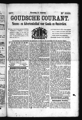 Goudsche Courant 1877-08-15