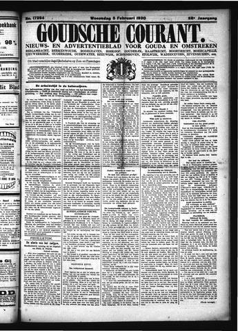 Goudsche Courant 1930-02-05