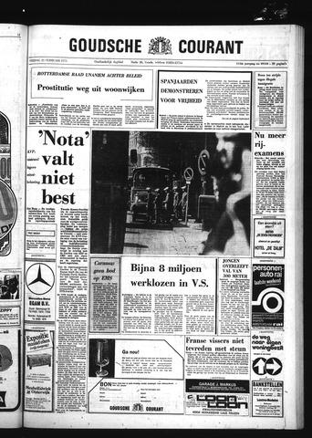 Goudsche Courant 1975-02-21