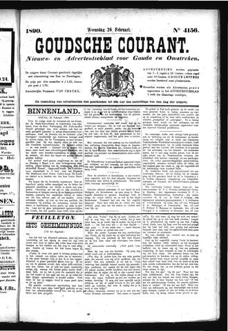Goudsche Courant 1890-02-26