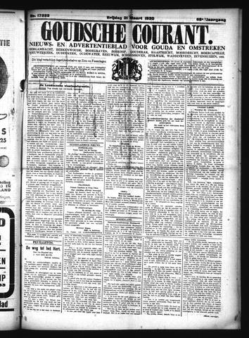 Goudsche Courant 1930-03-21