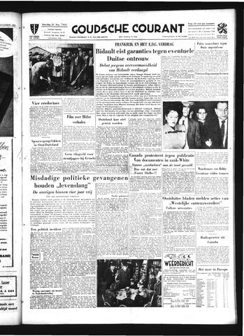 Goudsche Courant 1953-11-21