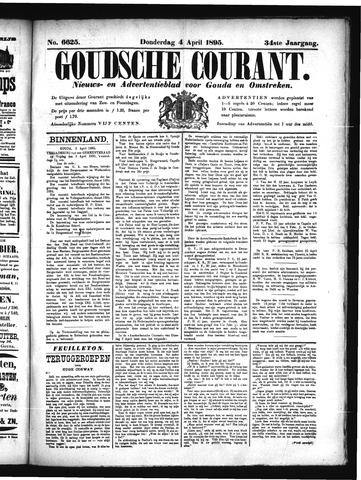 Goudsche Courant 1895-04-04