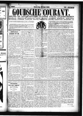 Goudsche Courant 1926-05-29