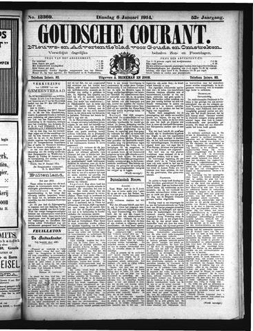 Goudsche Courant 1914-01-06