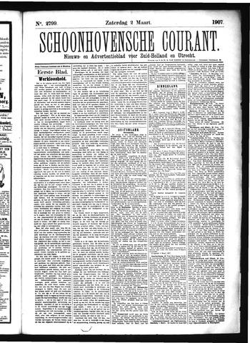Schoonhovensche Courant 1907-03-02