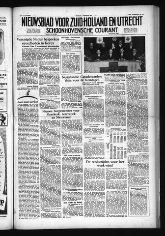 Schoonhovensche Courant 1953-12-04