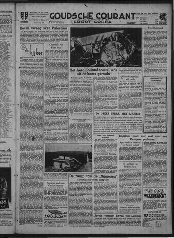 Goudsche Courant 1949-01-19