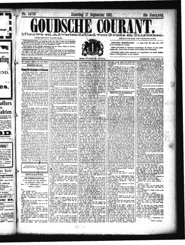 Goudsche Courant 1921-09-17